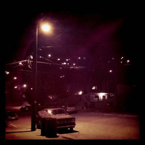 Escena nocturna